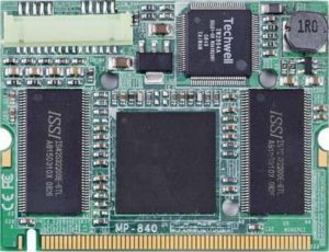3907705 - Mini PCI 4-Channel H.264 Hardware Compression Capture Card