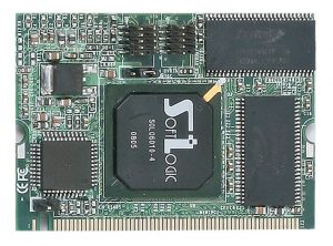 Commell MP-6010 Mini-PCI 4-Channel MPEG4 Hardware Compression Capture Module-0