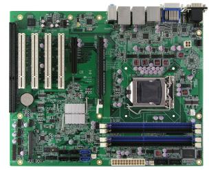 2808275 - ATX Motherboard with Desktop Intel Q67 Express Chipset for 2nd Generation Core i3 / i5 / i7 Desktop Processors