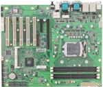 2808260 - ATX Industrial Motherboard with Intel Q67 Express Chipset for 2nd Generation Core i3/ i5/ i/7 Desktop Processors
