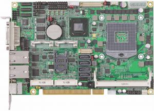 3308601 - Half-Size PCI Bus SBC with Intel QM67 Express Chipset for 2nd Generation Core i3/ i5/ i7 Mobile Processors
