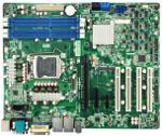 NAF93-Q77 - ATX Industrial Motherboard with Intel Q77 Express Chipset for 3rd Generation Intel Core i3/i5/i7 Desktop Processors
