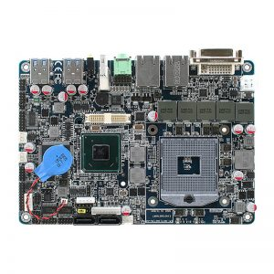 EPI-QM77 EPIC SBC with Intel QM77 Chipset for 3rd Generation Intel Core i3/i5/i7 Mobile Processors