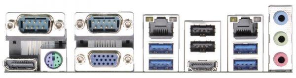IMB-780 - ATX Industrial Motherboard with Intel Q87 Chipset for 4th Generation Intel Core i3/i5/i7 Desktop Processors