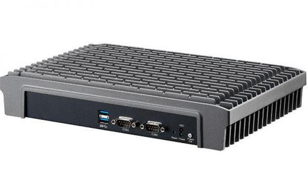 NDiS B533 - Fanless Embedded small form factor computer supporting the 4th Generation Intel Core Desktop Processor