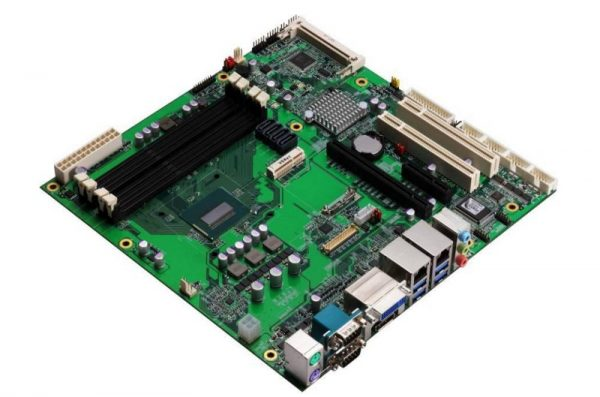 ME-C79 - Micro ATX Industrial Motherboard with Intel QM87 Express Chipset supporting 4th Generation Intel Core i3/i5/i7 Mobile BGA Processors