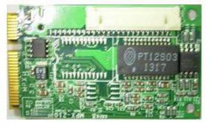 MPX-210D-G - Intel i210AT Mini-PCI Express (Mini-PCIe) Gigabit LAN Module