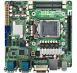 Jetway NF9F-H61 Mini-ITX Motherboard with Intel H61 Express Chipset for 2nd Generation Intel Core i3 / Core i5 / Core i7 Desktop Processors