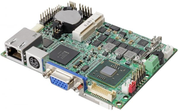 Commell LP-172-G PICO-ITX Motherboard with the choice of Embedded Intel Atom D2700 or Intel Atom N2800 Processor and Intel NM10 Chipset