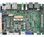 "SBC-310 - 3.5"" Embedded Mini Board with choice of Intel Core i7-4650U, i5-4300U or Celeron 2980U processor"