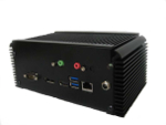 CMB-37C-G - Small Form Factor Fanless Embedded system with Intel QM87 Express Chipset supporting 4th Generation Intel Core i3/i5/i7 Mobile BGA Processors