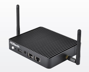 uBox-110 - Small Form Factor Fanless Embedded Box PC