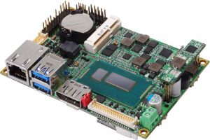 LP-174 - PICO-ITX Industrial Motherboard supporting Intel 5th Generation (Broadwell) U series processors