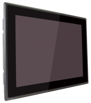 "SPC-1700 Series Open Pluggable Specification Compliant 17"" Multi-touch Bezel-Free Flat Panel PC with 4th Generation Intel Haswell or 5th Generation Intel Broadwell Processor"
