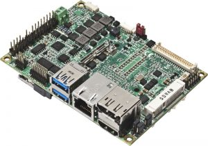LP-175-G - PICO-ITX Embedded Motherboard with Intel Skylake (6th Gen) Core U-series Processor