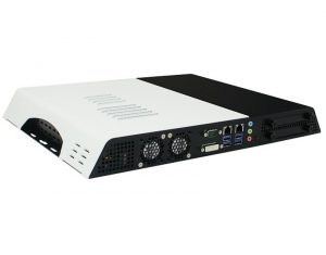 4th Generation Intel Core Desktop Processor-based Video Wall Player with AMD Radeon E8860 Graphics and 12 HDMI
