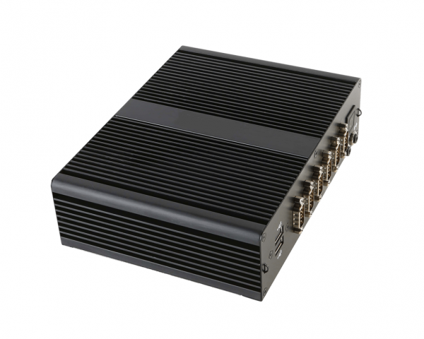 MS-9A69 - Compact-Size Box PC with Intel® BDW ULT or Bay Trail-D Series Processor for Ultra Low-Power Fanless Solution-0