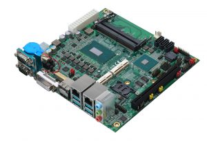Commell LV-67W - Mini-ITX Motherboard support 8th Generation Intel® Core™ Processor-0