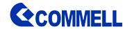 Commell logo