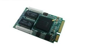 MPX-350 - I350-AM2 Dual Gigabit Ethernet Mini-PCIe Card