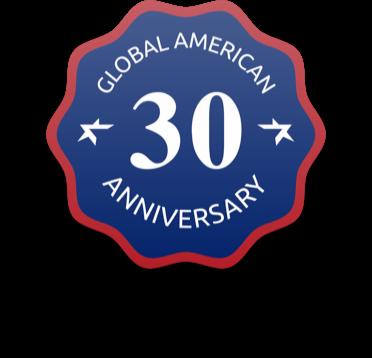 Global American 30th Anniversary