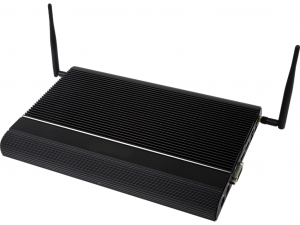 MS-9A95 - Slim Fanless Box PC with Intel® Skylake/Kaby Lake ULT-0