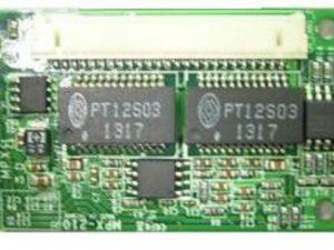 MPX-210D2-G - Intel i210AT Mini-PCI Express (Mini-PCIe) Dual Gigabit LAN Module