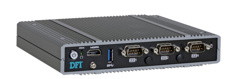 EC700-BT - Fanless Embedded System with choice of Intel Atom or Celeron Baytrail SoC