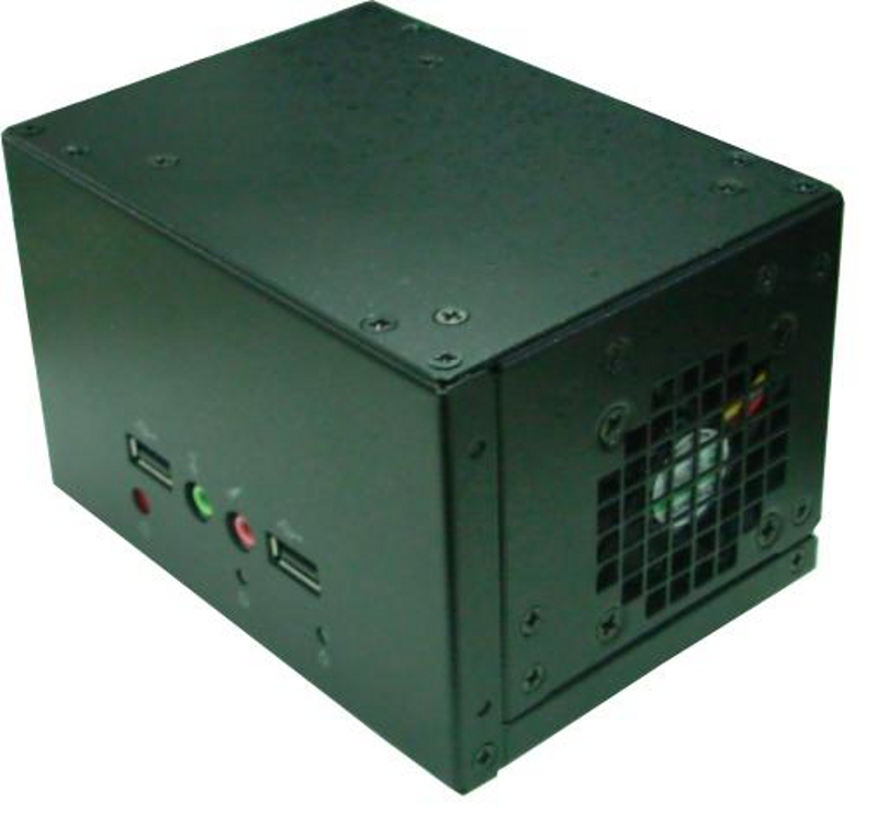 1718240 - Pico-ITX Complete System with Intel Atom D525 processor, 4GB memory and a 12V/80W AC/DC Adapter