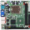 Commell LV-672 Mini-ITX Motherboard with LGA 775 (Socket T) for Intel Pentium 4 / Celeron D Processor-19178