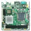 WADE-8056 Mini-ITX Motherboard with Socket LGA 775 for Intel Core 2 Duo / Pentium D / Pentium 4 series processors-19266