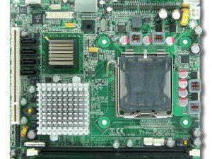 WADE-8056 Mini-ITX Motherboard with Socket LGA 775 for Intel Core 2 Duo / Pentium D / Pentium 4 series processors-0