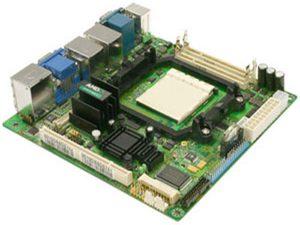 MS-9804-010 Mini-ITX Motherboard with Socket AM2 for AMD Athlon 64 X2 / Athlon 64 / Sempron series processors-0