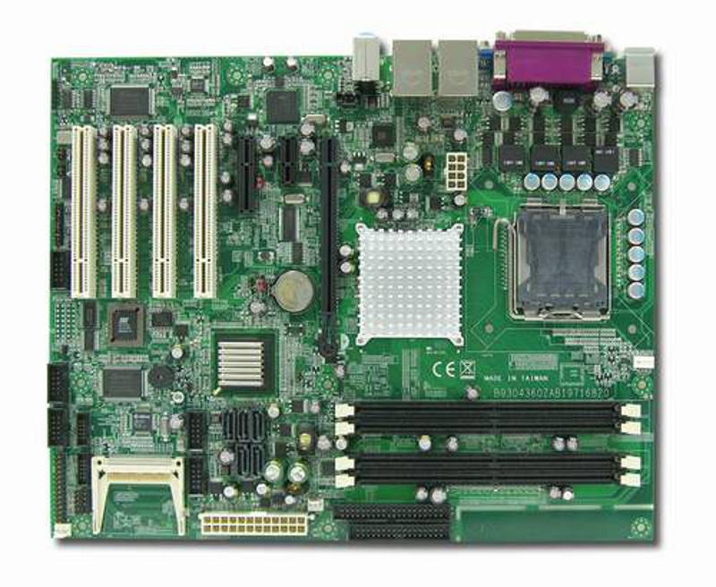 RUBY-9716VGAR ATX Industrial Motherboard with Socket LGA 775 for Intel Core 2 Duo / Pentium D / Pentium 4 series processors