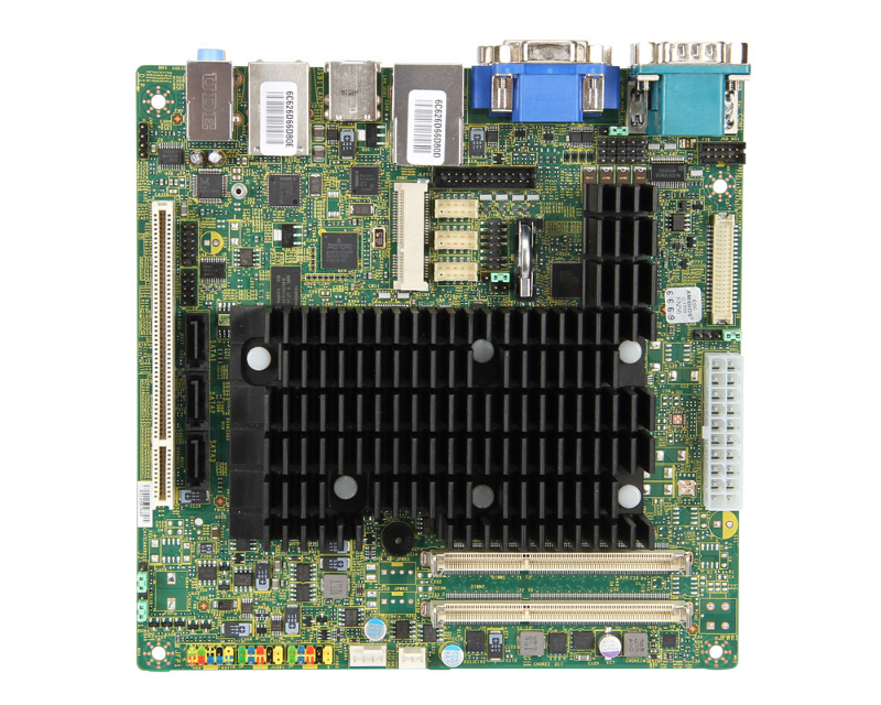 MSI IM-PV-C - Mini-ITX Motherboard with Intel ICH8M Chipset and Intel Atom D525 processor