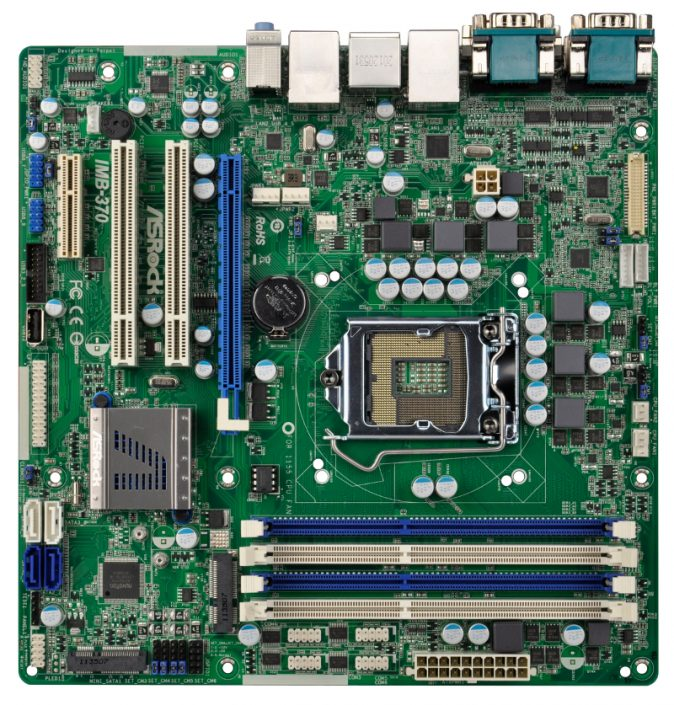 Micro-ATX Motherboard with Intel Q77 Express Chipset for 3rd Generation Intel Core i3/i5/i7 Desktop Processors