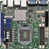 IMB-161 - Mini-ITX Motherboard with Intel H61 Express Chipset for 2nd and 3rd Generation Intel Core i3/i5/i7 Desktop Processors