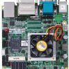 LN-D70-G -Nano-ITX Industrial Motherboard supporting the Intel Celeron J1900, Intel Celeron N2930 and the Intel Atom E3845 SoC Processors