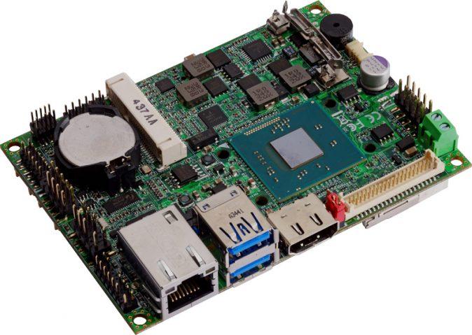 LP-173-G - PICO-ITX Industrial Motherboard support Intel Celeron J1900, Celeron N2930 and Intel Atom E3845 SoC Processors
