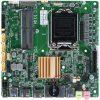Thin Mini-ITX Embedded Motherboard for 6th Generation (Skylake-S) Desktop Processors