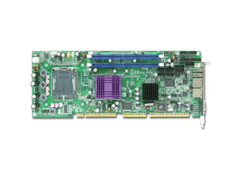 ROBO-8777VG2A Full-Size PICMG 1 SBC with LGA 775 (Socket T) for Intel Core 2 Duo -0