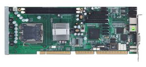SBC81203 Full Size PICMG 1 SBC with Socket LGA 775 for Intel Core 2 Duo / Pentium D / Celeron D / -0