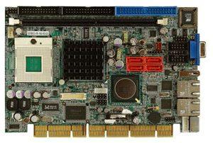 PCISA-6612-R10 Half-Size PCISA SBC with Socket 479 for Intel Pentium M / Celeron M -0