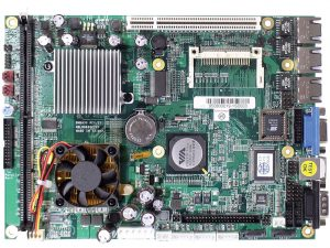 "EBC-583 5.25"" Embedded Controller with Embedded C7-D 1.5 GHz Processor, FSB 400 MHz -0"