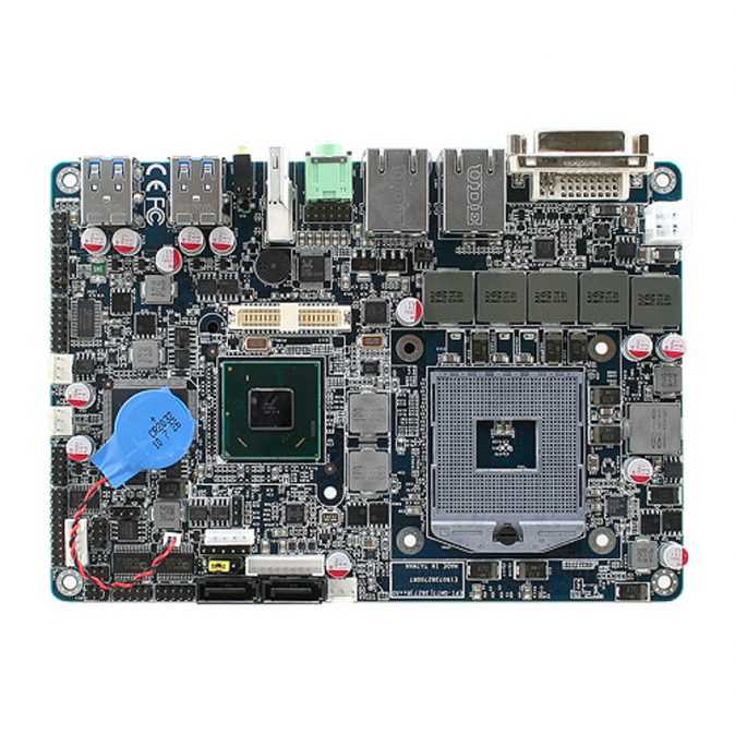 EPI-QM77 EPIC SBC with Intel QM77 Chipset for 3rd Generation Intel Core i3/i5/i7 Mobile Processors
