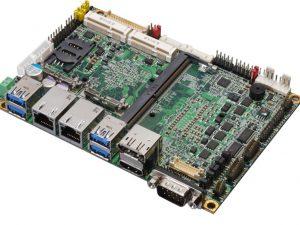 "3.5"" Embedded Mini-Board with Intel Skylake (6th Gen) Core H-series Processor"