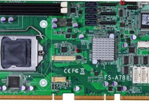 Commell FS-A78 - 4th Generation Intel of the PICMG 1.3 Full-size CPU Card