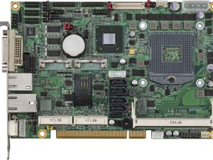 Commell HS-774 - Half-size / PCI-bus SBC support 3rd and 2nd generation Intel® Core™ i7 / i5 / i3-0