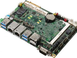 Commell LE-37F - 3.5 inch Miniboard with Intel® Braswell Series Processor-0
