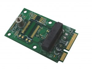 Commell MPX-M2E M.2 (NGFF) to Mini-PCIe adapter-0